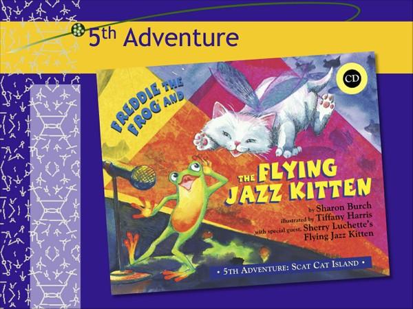 Flying Jazz Kitten PDF ADD-ON