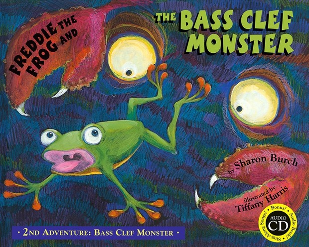 Bass Clef Monster Add-On