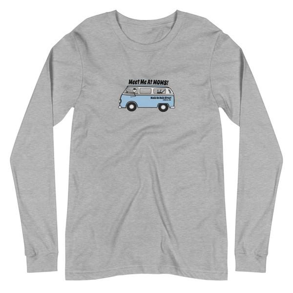 Meet Me At MOMS Long Sleeve Shirt