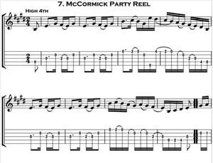 Albert Baur - 19th-Century Banjo Music TAB and Score