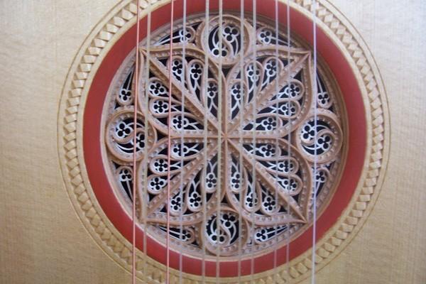 Vihuela in French Tab - Various by Fuenllana, Narvaez, Mudarra