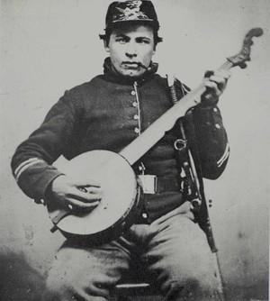 Briggs' Solo Banjo Music 1855 Standard Notation plus TAB