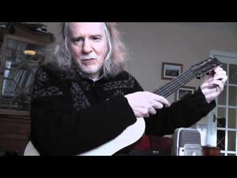 Portuguese baroque Guitar - 16 Pieces in ITALIAN Tablature
