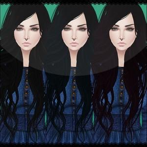 Black Hair Textures