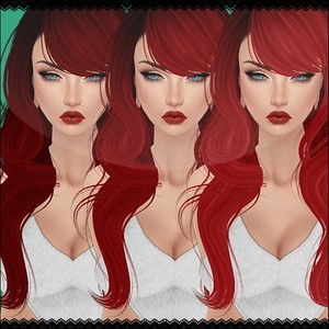Red Hair Textures