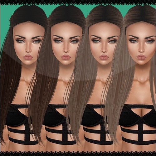 Brown Hair Textures