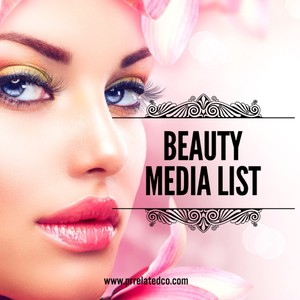 Media List: Beauty