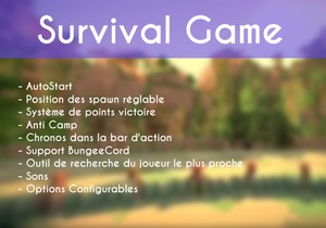 Survival Game 1.8 [skript]
