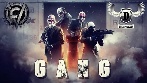 GANG (DARK HARD BATTLE RAP BEAT)