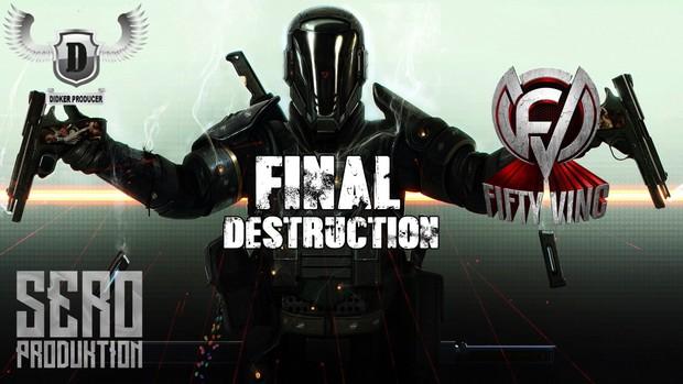 FINAL DESTRUCTION (EPIC HARD AGGRESSIVE BATTLE RAP BEAT) [SERO x DIDKER COLLABO]