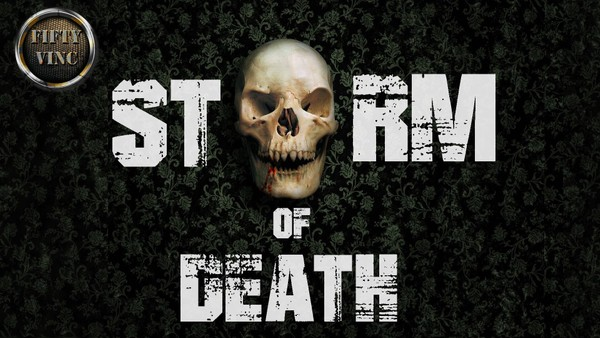 STORM OF DEATH (HARD AGGRESSIVE VIOLIN BATTLE RAP BEAT) [DennisMusic Collabo]
