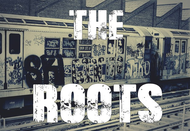 THE ROOTS (OLD SCHOOL BOOM BAP HIP HOP RAP BEAT)