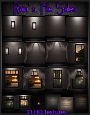 Forest Lake House --IMVU ROOM TEXTURES