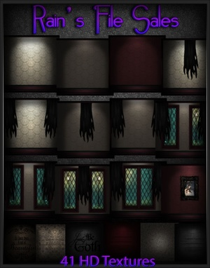 Tattered Forest -IMVU ROOM TEXTURES
