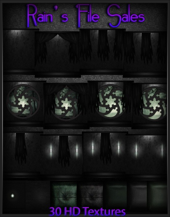 Gothic Meadows -IMVU ROOM TEXTURES