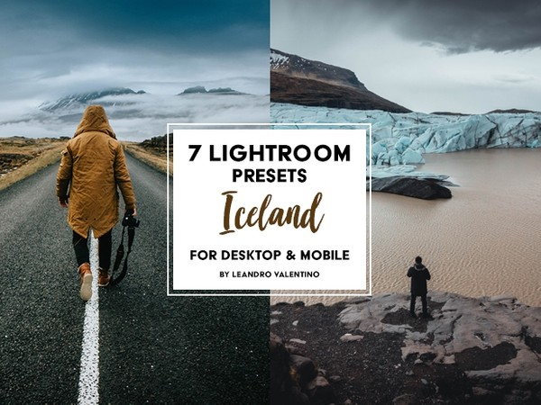Iceland Lightroom Presets