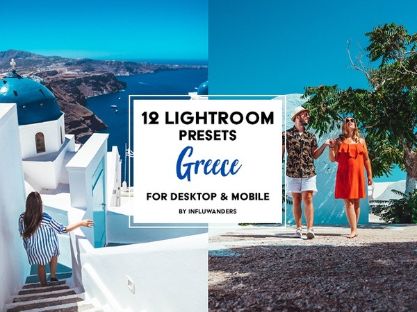 Greece Lightroom Presets