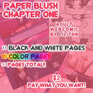 Paper Blush Chapter One