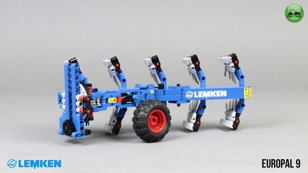 Lemken Europal 9 plough