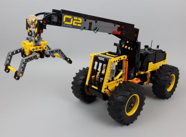 42081 C Model - Log Loader