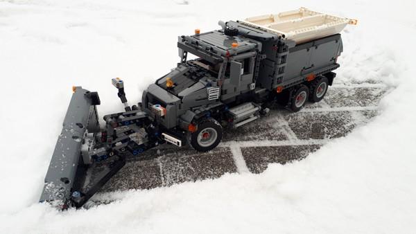 42078 C model - Snow Plow