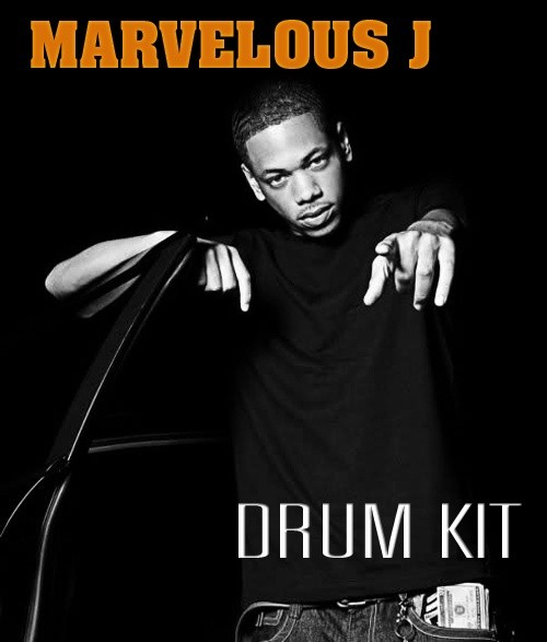 MARVELOUS J DRUM KIT
