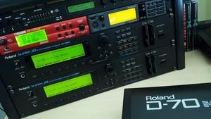 ROLAND JD-990 SAMPLE PACK