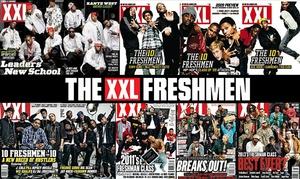 XXL FRESHMEN CLASS HIP HOP DRUM KIT {MULTIFORMAT}