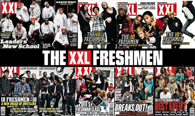 XXL FRESHMEN CLASS HIP HOP DRUM KIT {MULTIFORMAT}