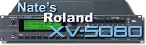 ROLAND XV-5080 SAMPLES