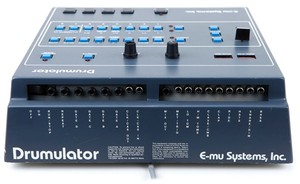 EMU DRUMULATOR SOUND PACK