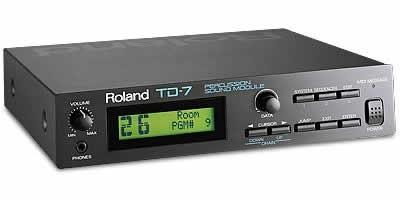 ROLAND TD 7 SAMPLE PACK