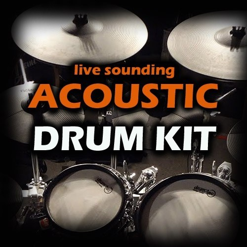 LIVE DRUMS KIT WITH LOOPS & CONSTRUCTION KITS