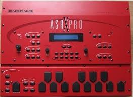 ENSONIQ ASR-X SAMPLES