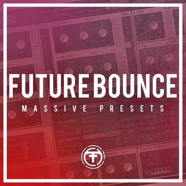 Tiik Sounds Future Bounce Producer Style Presets For Massive