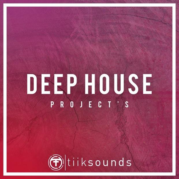 Tiik Sounds: Deep House Bundle (3 FLP's)