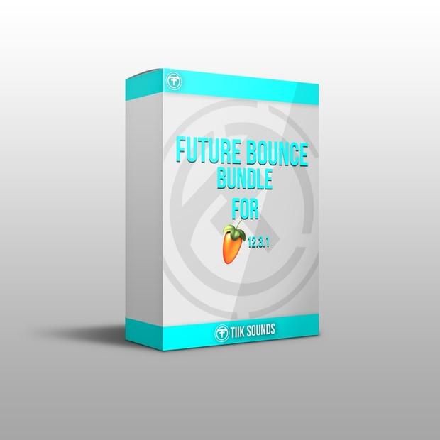 Tiik Sounds Future Bounce FLP Bundle