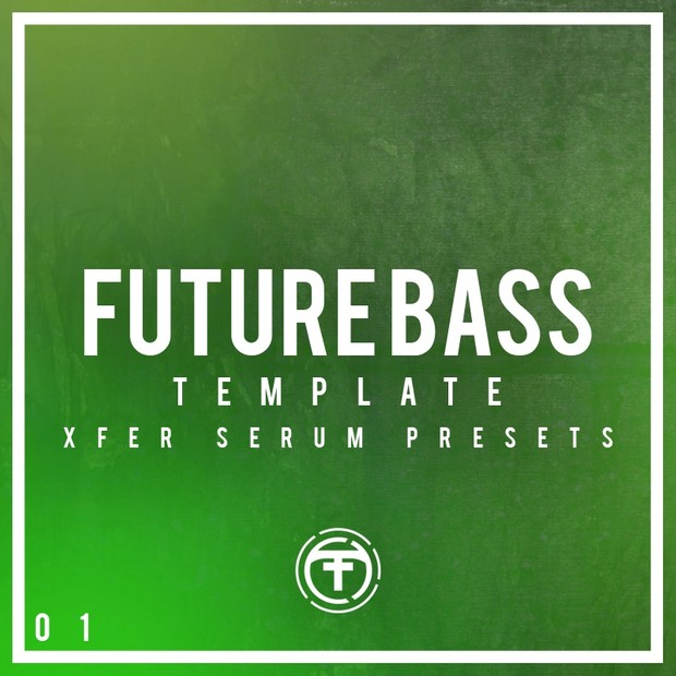Tiik Sounds: Future Bass (Presets For Xfer Serum!)