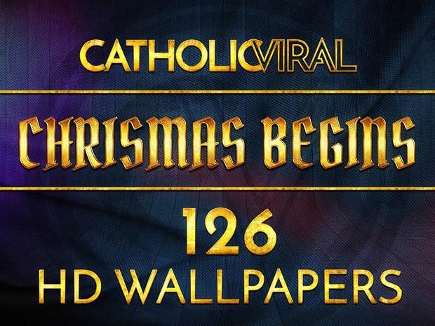 Christmas Begins: 126 HD Wallpapers