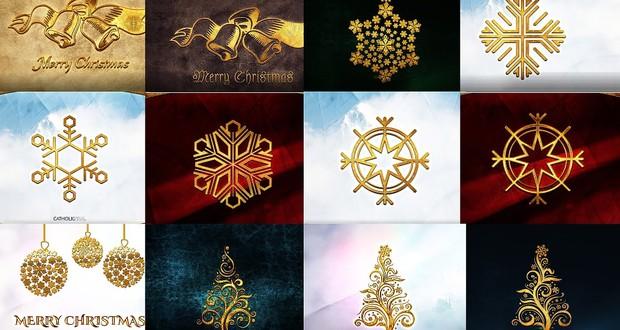 14 Fantastic Christmas Icons - HD Christmas Wallpapers