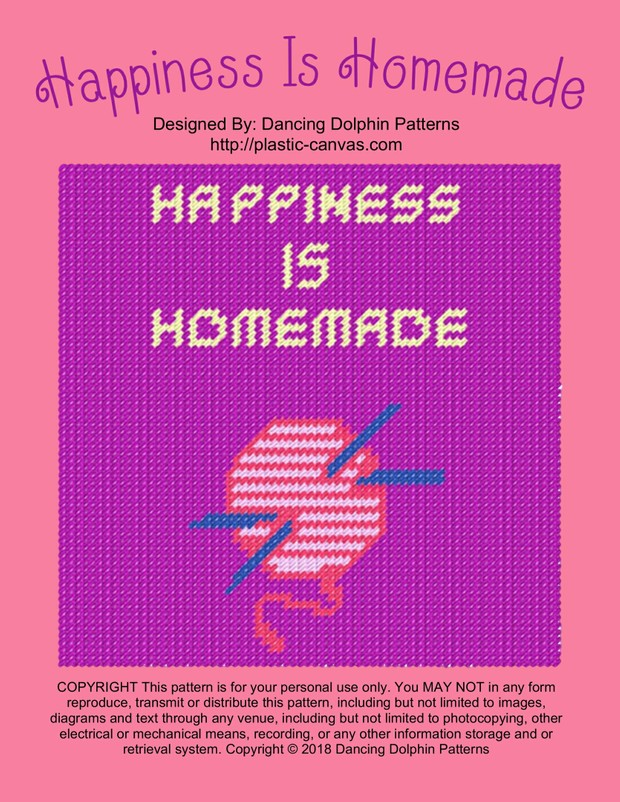 616 - Happiness Is Homemade