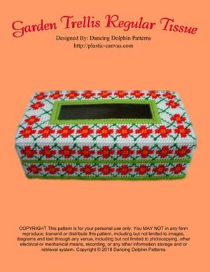 301 - Garden Trellis Regular Tissue