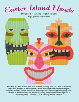 544 - Easter Island Heads