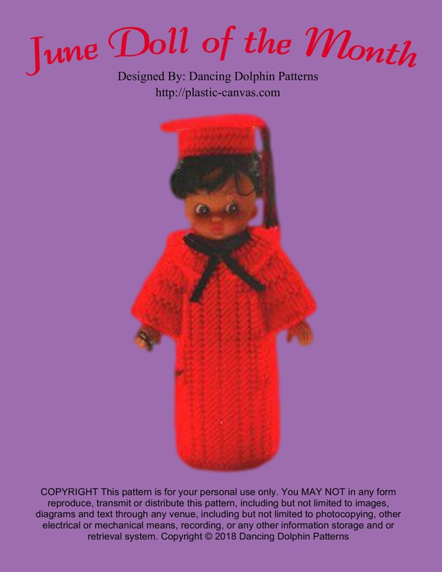 131 - June Doll of the Month