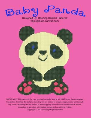 572 - Baby Panda