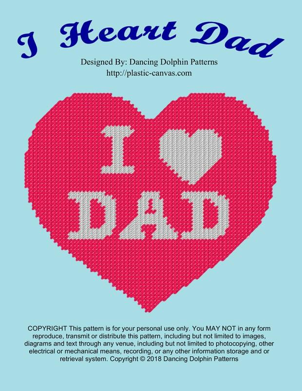 563 - I Heart Dad