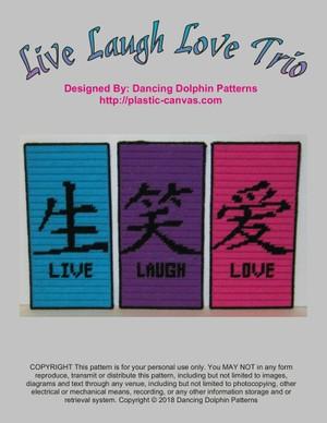 520 - Live Laugh Love Trio