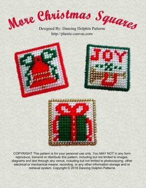 465 - More Christmas Squares