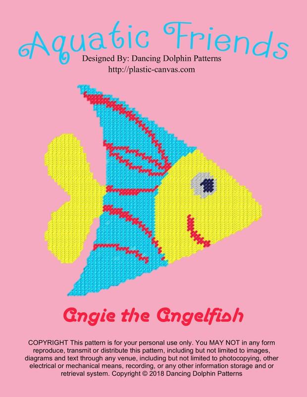 531 - Angie the Angelfish