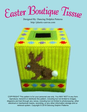 288 - Easter Boutique Tissue